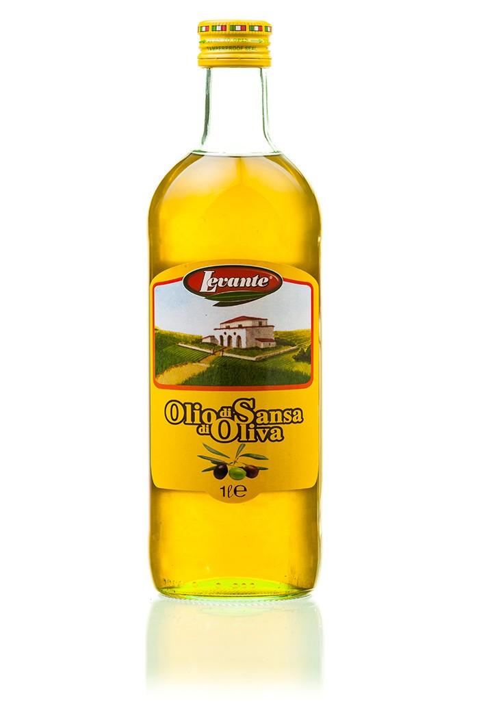 Levante sansa oliwa