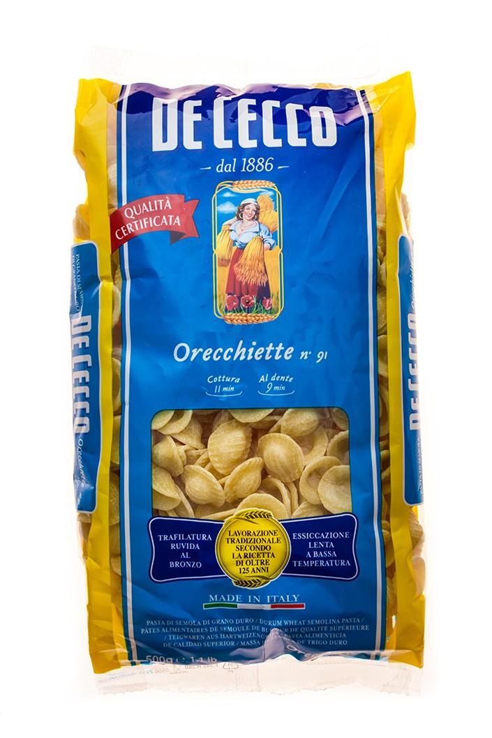 Makaron De Cecco Orecchiette