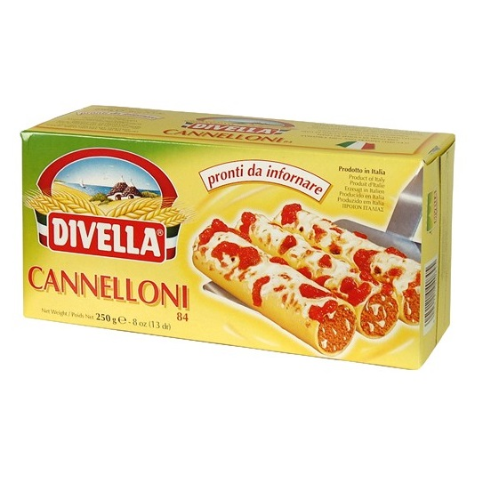 Makaron Divella Cannelloni