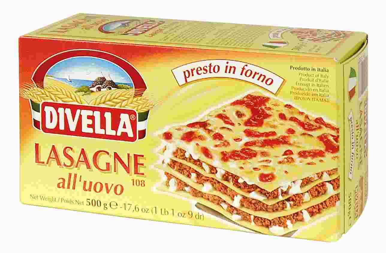 makaron jajeczny do lasagne