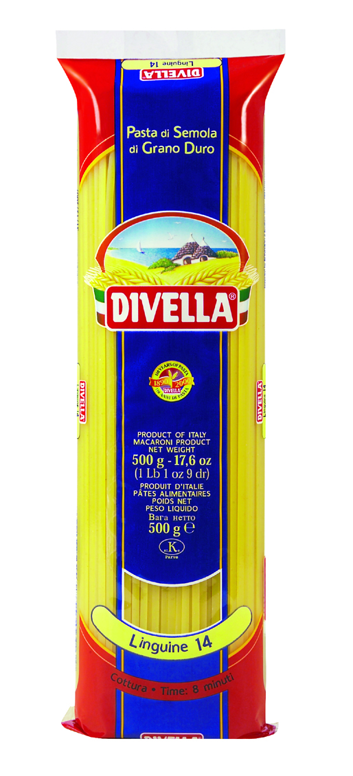 Divella makaron Linguine
