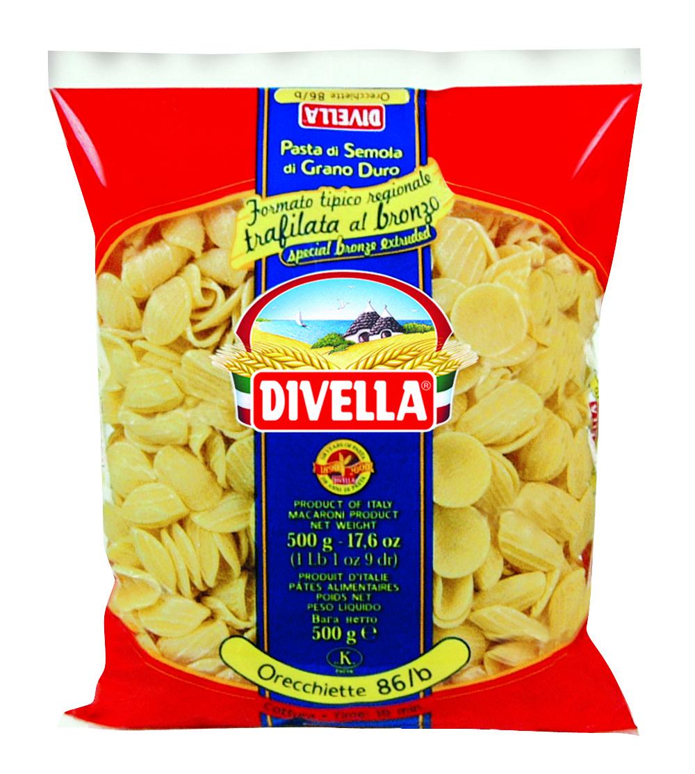 Makaron Divella Orecchiette 86/b