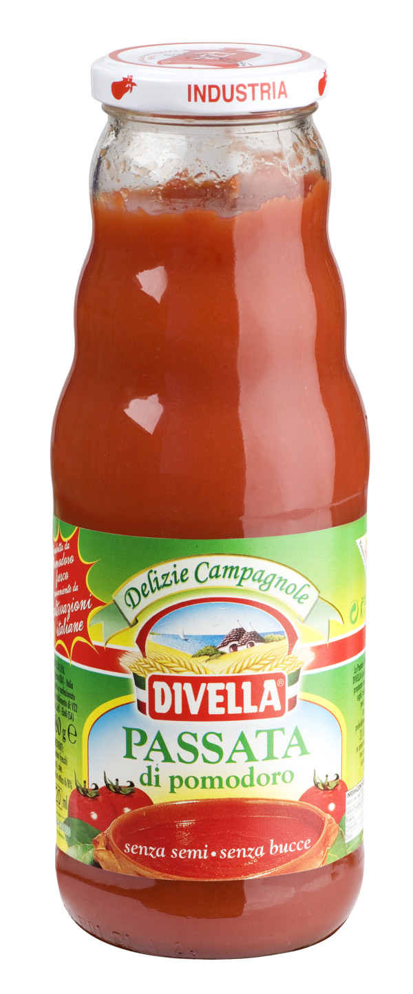 Przecier pomidorowy Divella