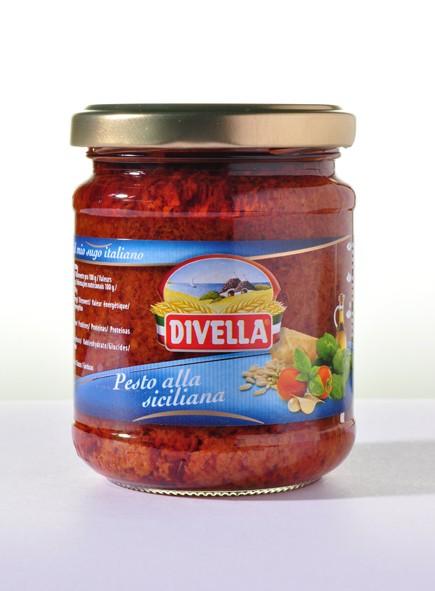 Divella Pesto sycylijskie