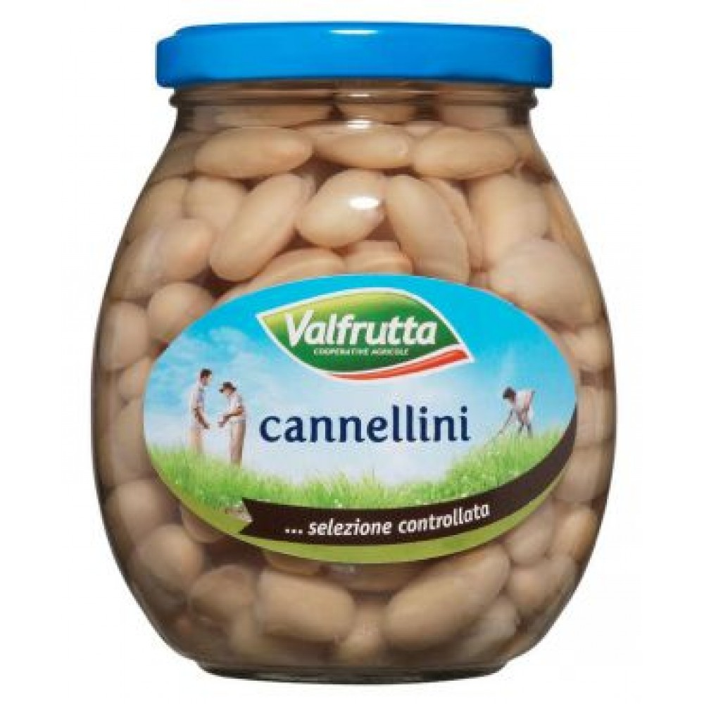 VALFRUTTA FASOLA CANNELLINI 250G