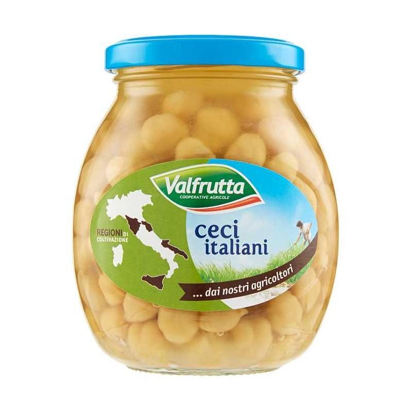 VALFRUTTA CIECIERZYCA CECI ITALIANI 230G