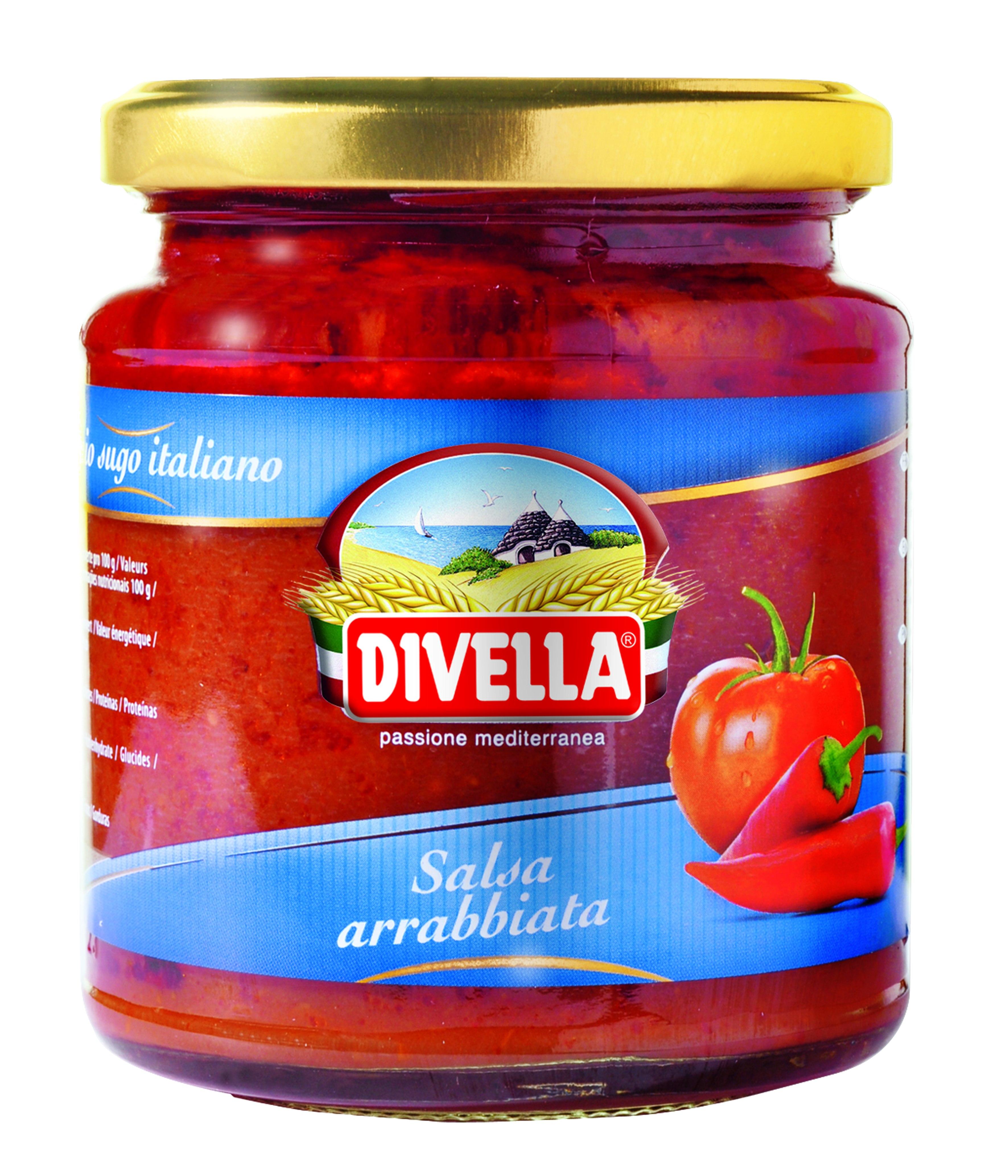 sos na bazie pomidorów i ostrej papryki