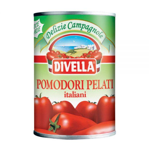 pomidory bez skóry