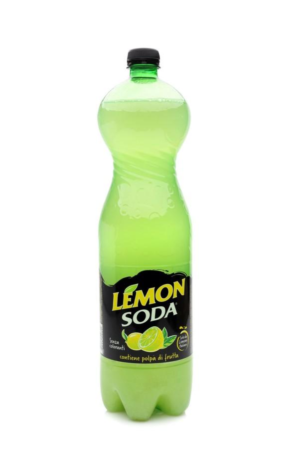 FREEDEA LEMON SODA