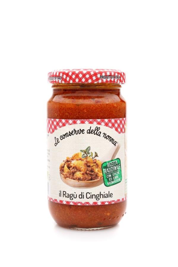 Sos na bazie dziczyzny i pomidorów