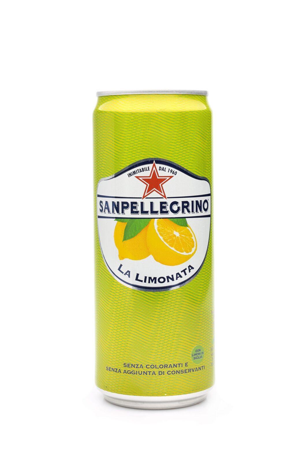 SANPELLEGRINO LA LIMONATA GLUTEN FREE 330 ml