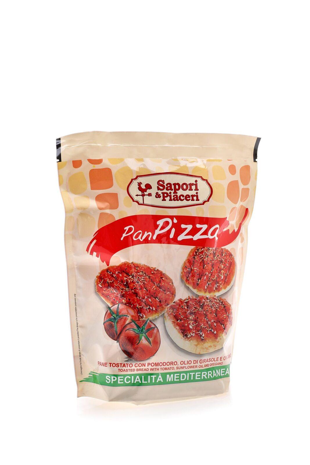 grzanki o smaku pizzy