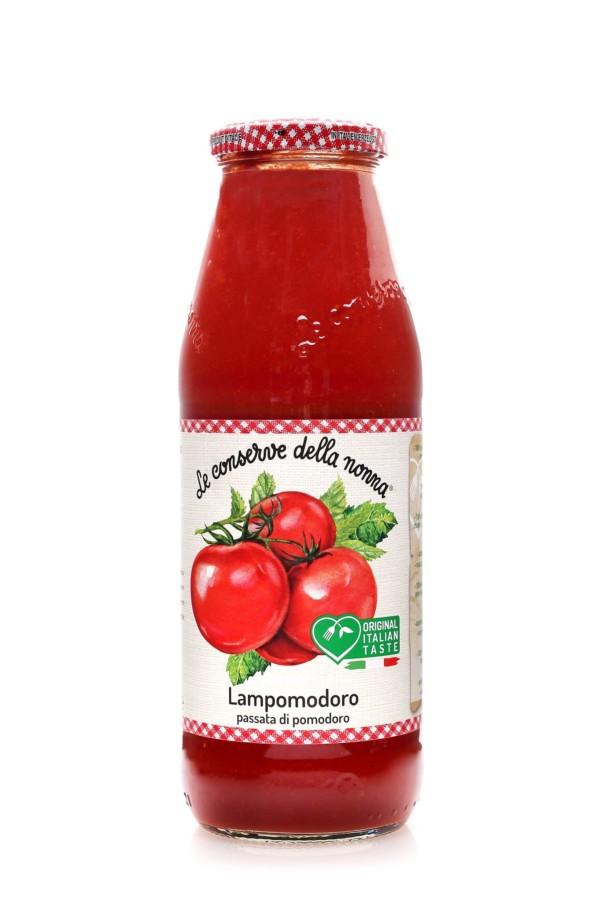 PASSATA LAMPOMODORO SOS POMIDOROWY 700g