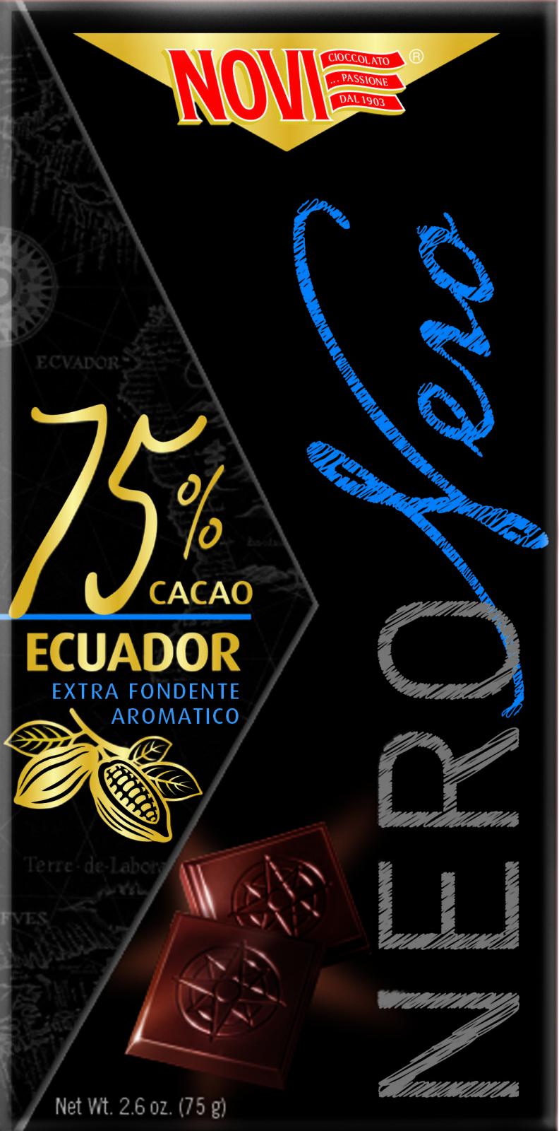 Ciemna czekolada Ecuador