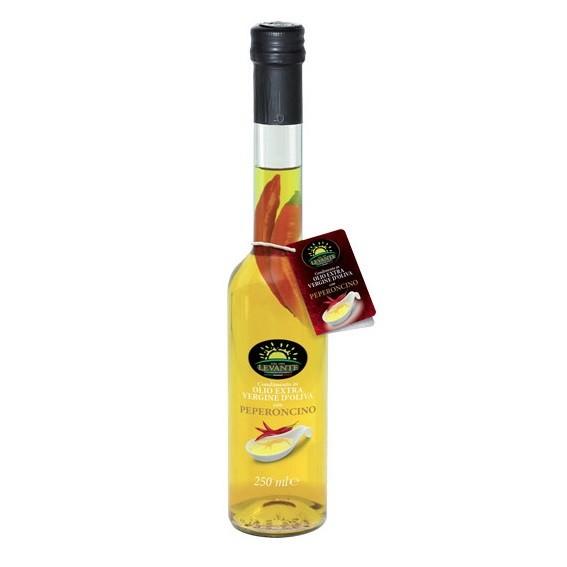 Oliwa z oliwek extra virgin - ostra papryka