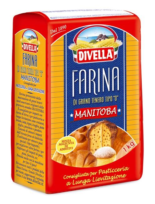 Mąka Farina Manitoba