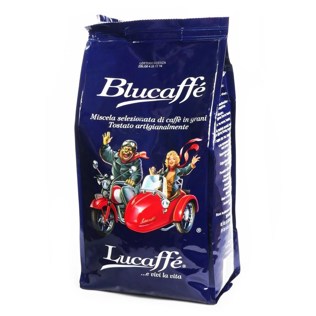 Lucaffe kawa ziarnista Blucaffe