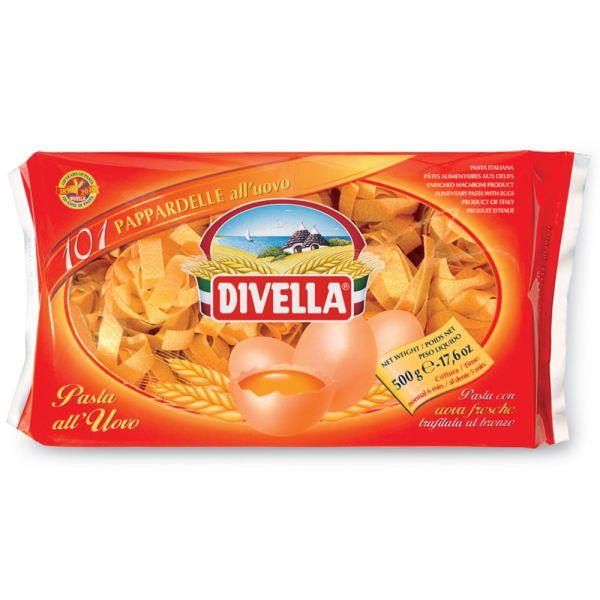 Makaron jajeczny Divella Pappardelle