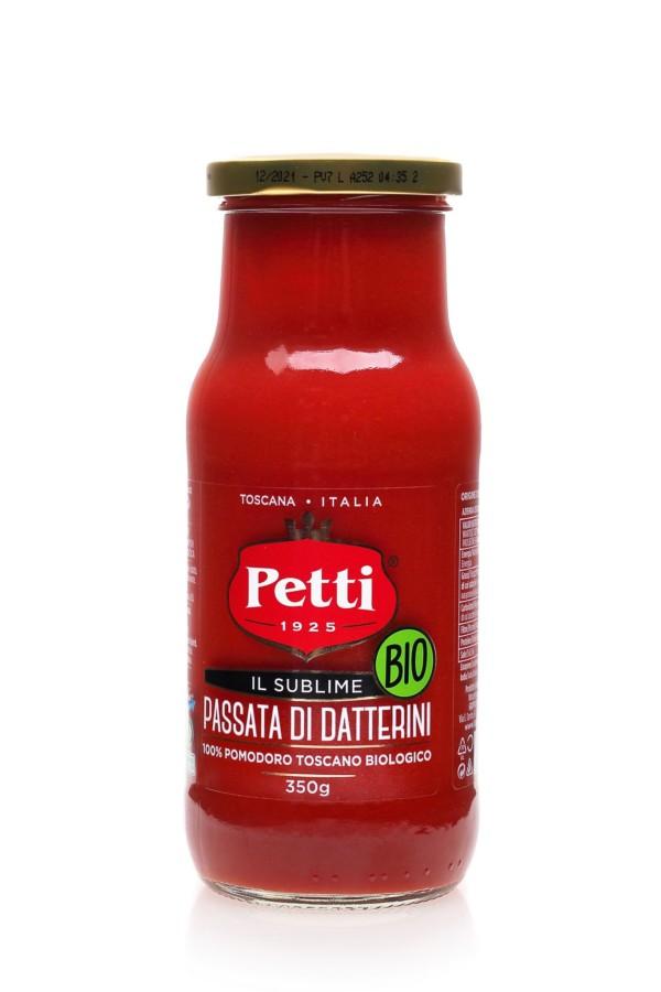 PETTI PASSATA BIO DI DATTERINI 350G