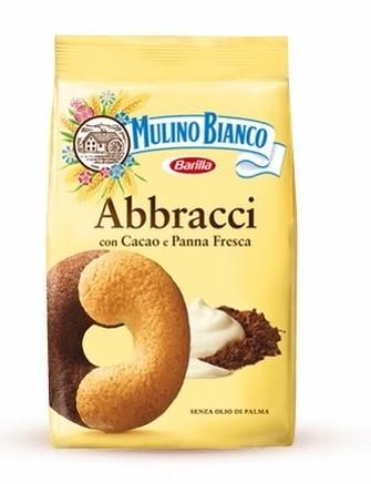 CIASTKA ABBRACCI MULINO BIANCO 350g
