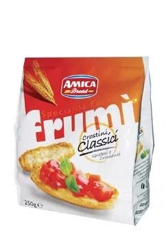 Frumì Crostino Classico Amica Bread 250g
