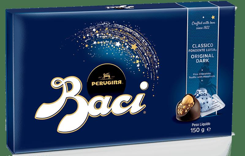 Baci Perugina Original Dark Box 150g Gluten Free