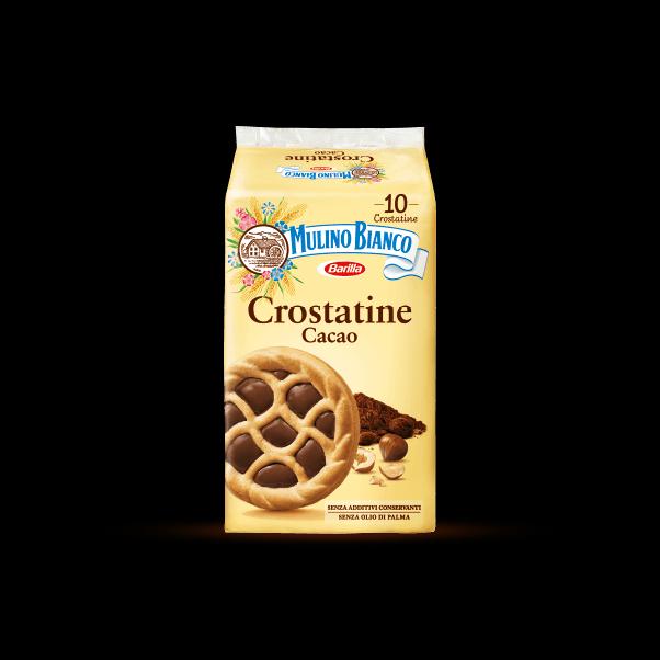 Ciastka Crostatine Kakaowe 400g