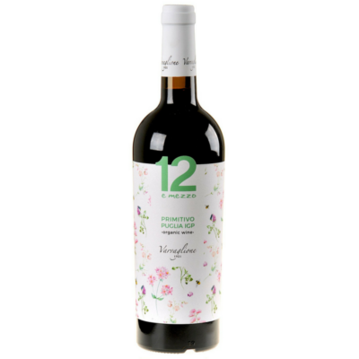 Primitivo Puglia IGP - Organic Wine 0,75l Varvaglione