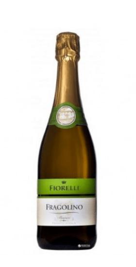 Wino musujące Fragolino FIORELLI 0,75l