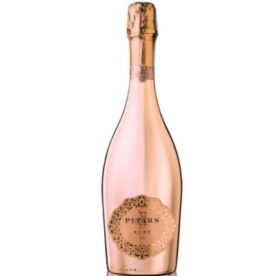 Wino musujące Rose 0,75l Pitars RÓŻOWE