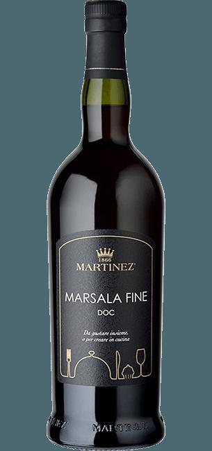Martinez MARSALA FINE DOC AMBRA SEMISECCO 750 ML