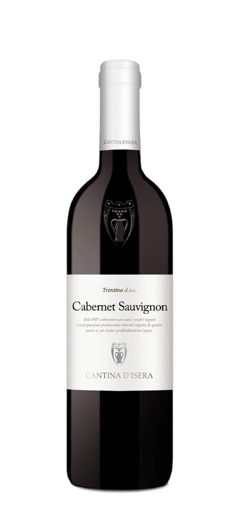 Cabernet Sauvignon Trentino 2018 DOC 750ML