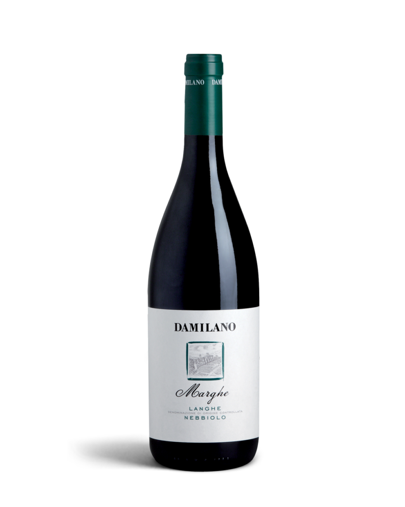"""DAMILANO Langhe doc Nebbiolo """"Marghe"""" 750ML"""