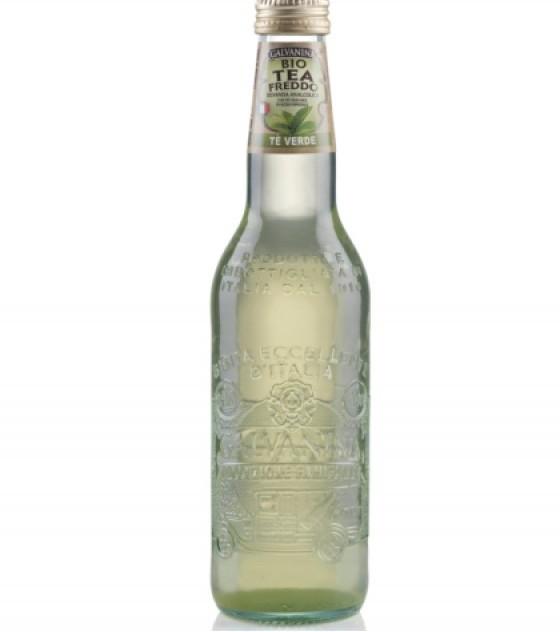 GALVANINA Bio herbata mrożona zielona 355 ml