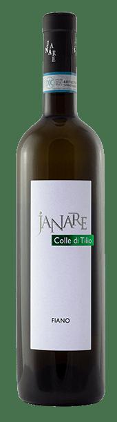 JANARE COLLE DI TILIO FIANO SANNIO DOP 750ML