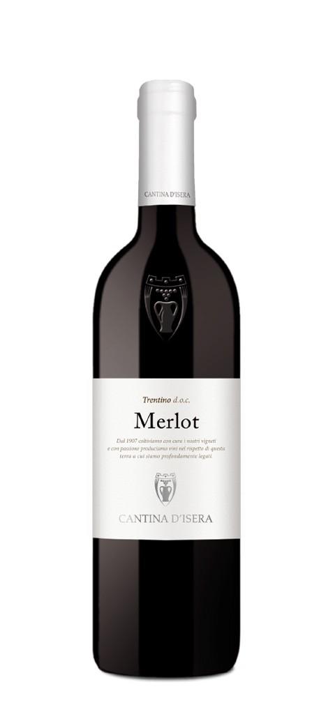 Merlot Trentino 2018 DOC 750ML