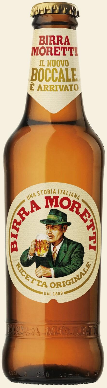 Birra Moretti Ricetta Originale 330ML
