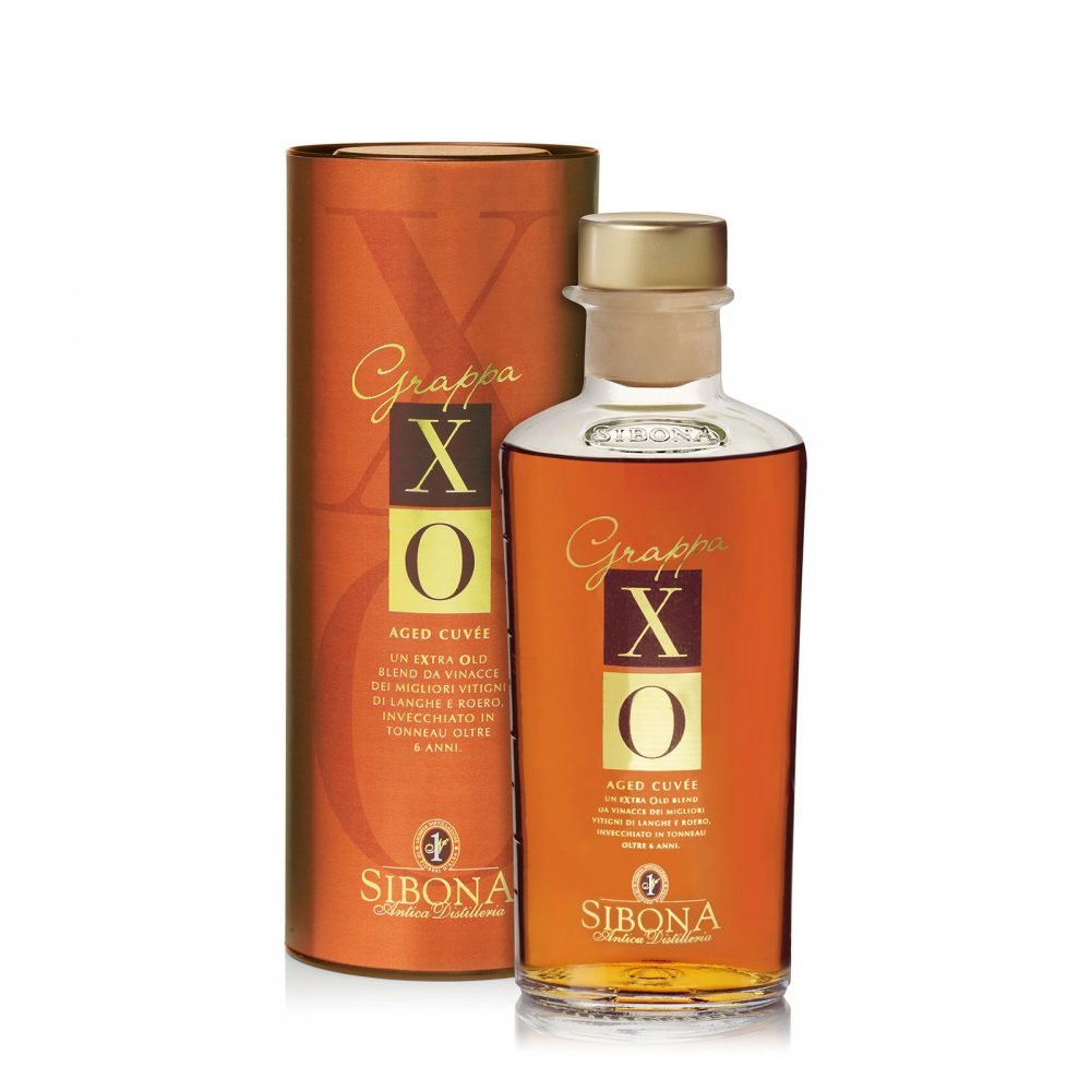 Grappa XO Aged Cuvee 500ml