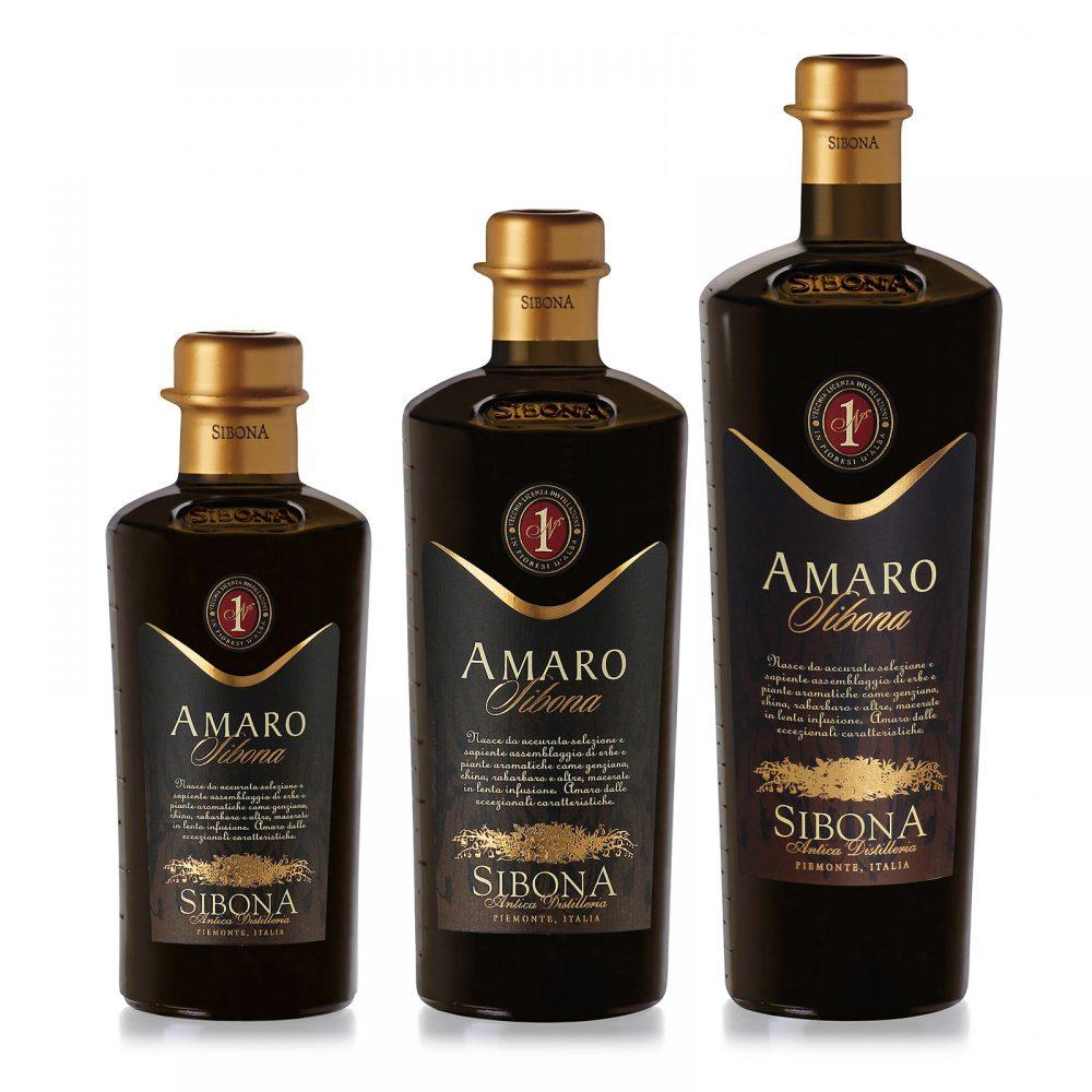 Likier Amaro Sibona 1000ML