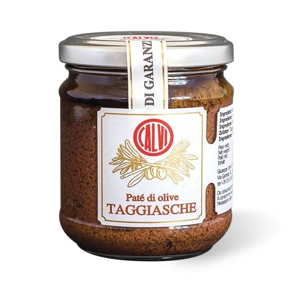 Paté di Olive taggiasche 180G