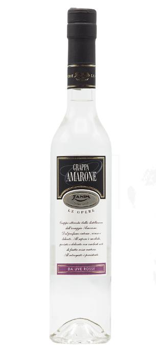 Grappa Amarone Le Opere 500ML