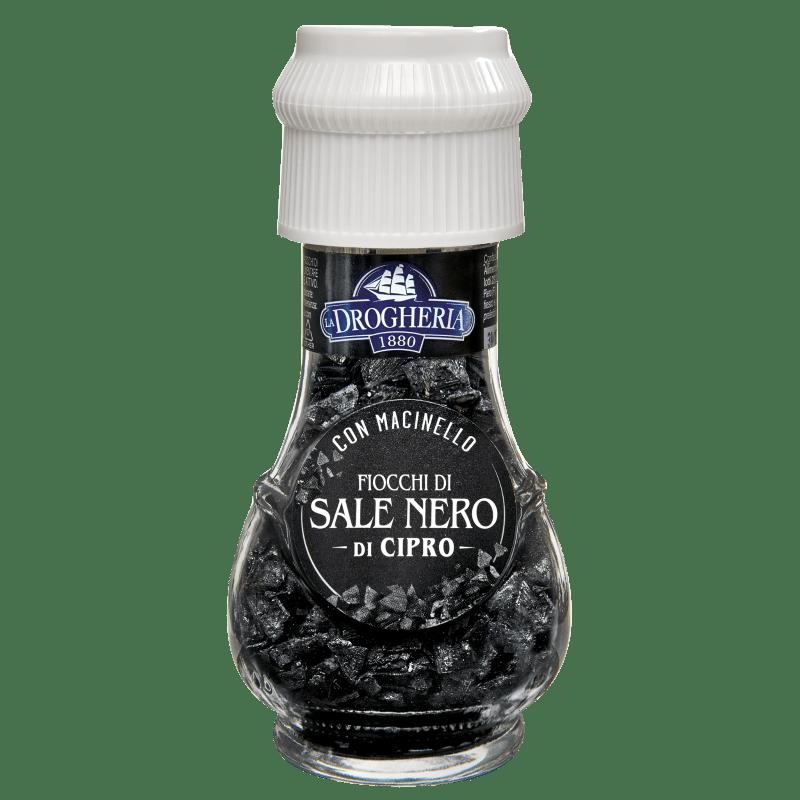 Czarna sól z Cypru DROGHERIA 50G