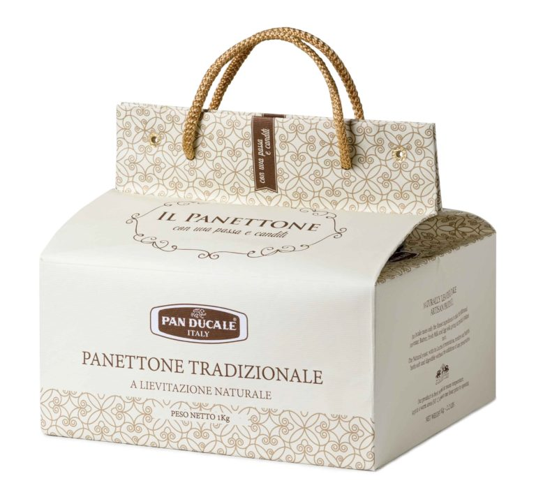 Ciasto PANETTONE TRADYCYJNE Pan Ducale 1 KG