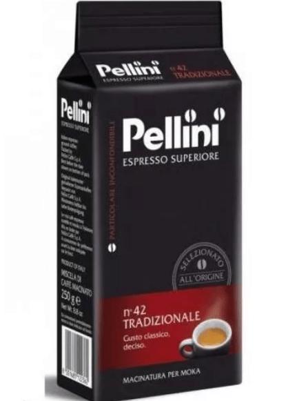 PELLINI Espresso Superiore N. 42 Tradizionale 250G