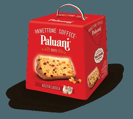 PALUANI PANETTONE SOFFICE 750G