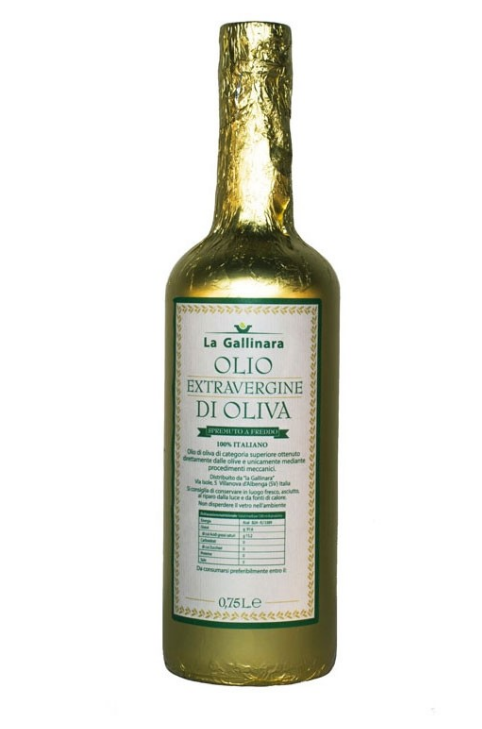 Oliwa z oliwek extra virgin La Gallinara 750ML