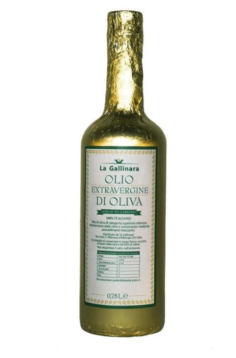 Oliwa z oliwek extra virgin La Gallinara 750ML