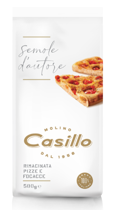 Semolina podwójnie mielona do pizzy i focaccii 500G