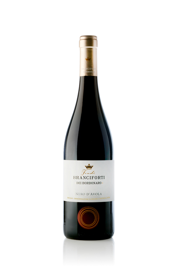 Nero d'Avola Feudi Branciforti dei Bordonaro 750ML