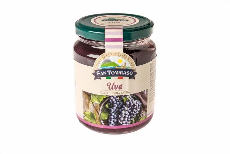 SAN TOMMASSO dżem winogronowy 380g